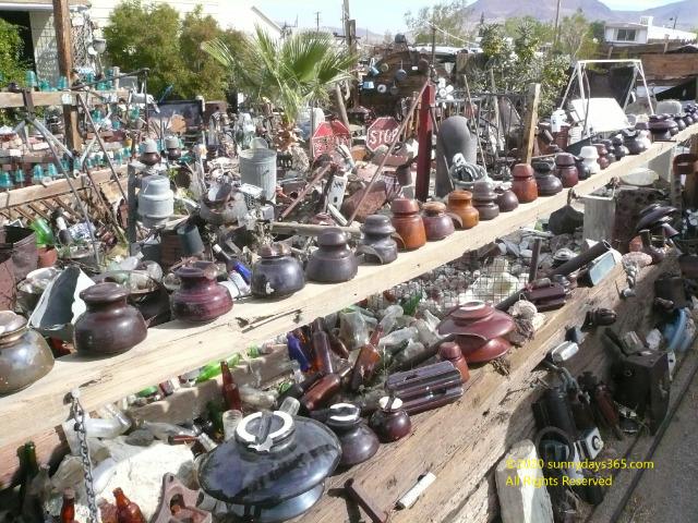 19世紀に使われていたガイシの数々