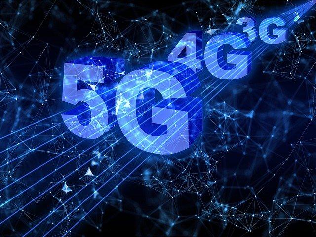 3Gから5Gへの進化イメージ