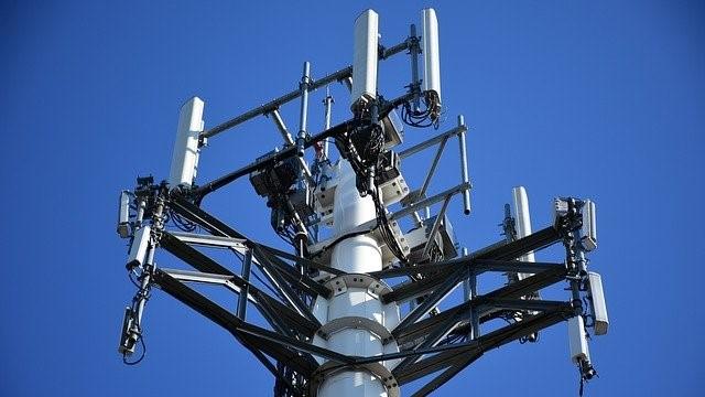 携帯通信の基地局